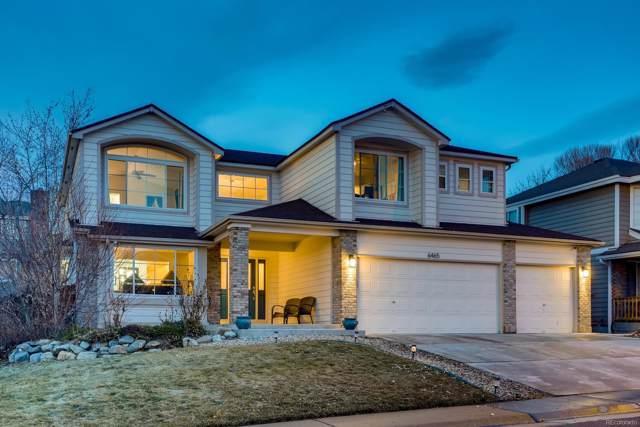 6465 S Parfet Street, Littleton, CO 80127 (#6538625) :: Wisdom Real Estate