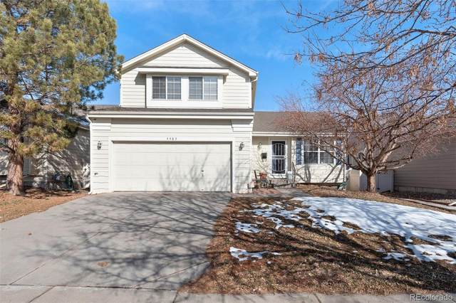 4485 W 63rd Place, Arvada, CO 80003 (#6539081) :: The Peak Properties Group