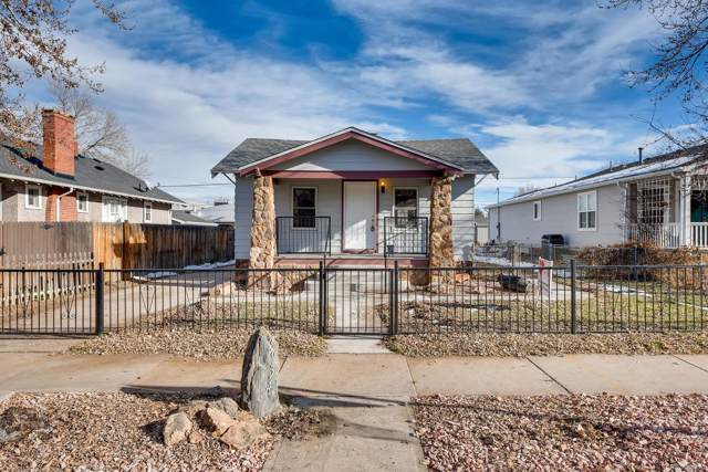 3934 S Acoma Street, Englewood, CO 80110 (#6539352) :: The Peak Properties Group