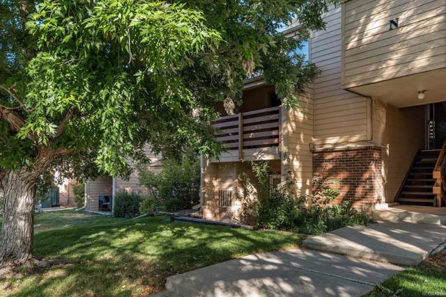 7395 E Eastman Avenue N104, Denver, CO 80231 (#6539787) :: My Home Team
