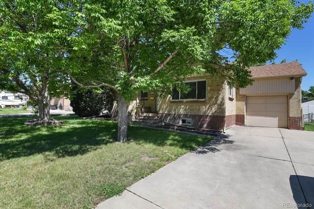 7425 W 34th Avenue, Wheat Ridge, CO 80033 (#6540044) :: Re/Max Structure