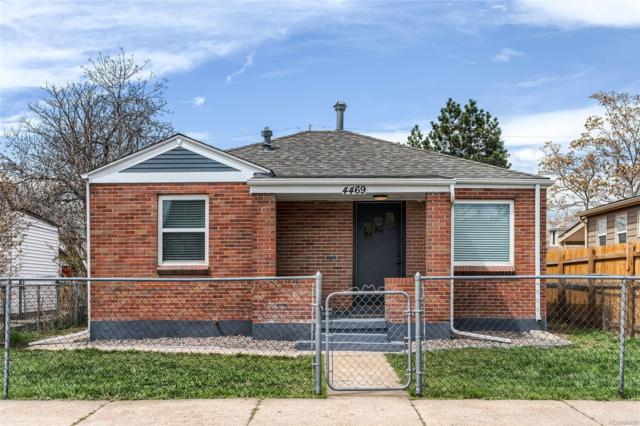 4469 Pennsylvania Street, Denver, CO 80216 (#6540137) :: The DeGrood Team