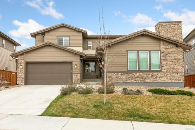 13790 Night Owl Lane, Parker, CO 80134 (#6540327) :: House Hunters Colorado