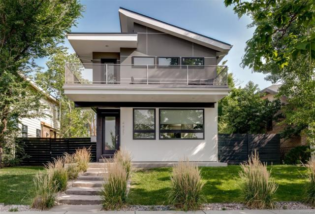 4427 W 30th Avenue, Denver, CO 80212 (#6541044) :: The DeGrood Team