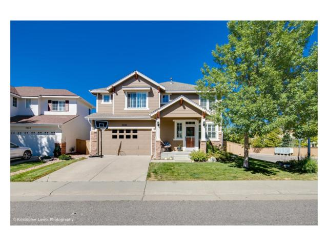 3083 Spearwood Drive, Highlands Ranch, CO 80126 (MLS #6541295) :: 8z Real Estate