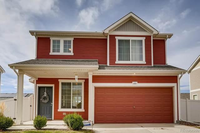 5557 Nepal Street, Denver, CO 80249 (MLS #6541753) :: Kittle Real Estate
