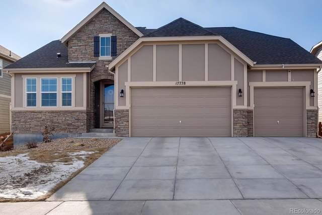 17778 W 95th Avenue, Arvada, CO 80007 (#6542035) :: The DeGrood Team