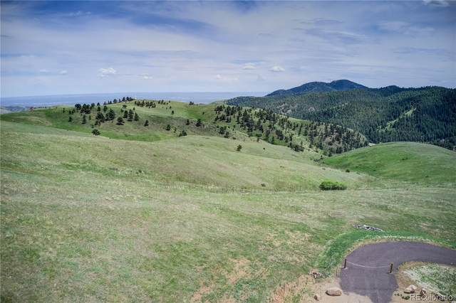 525 Strada Rossa Road, Golden, CO 80401 (#6542087) :: Portenga Properties - LIV Sotheby's International Realty
