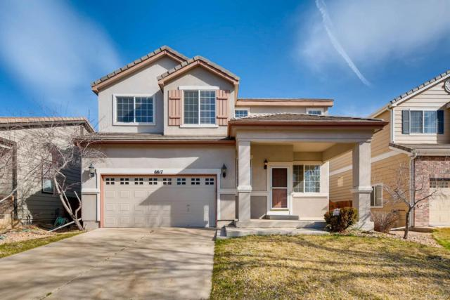 6817 W Rockland Place, Littleton, CO 80128 (#6542140) :: The Peak Properties Group
