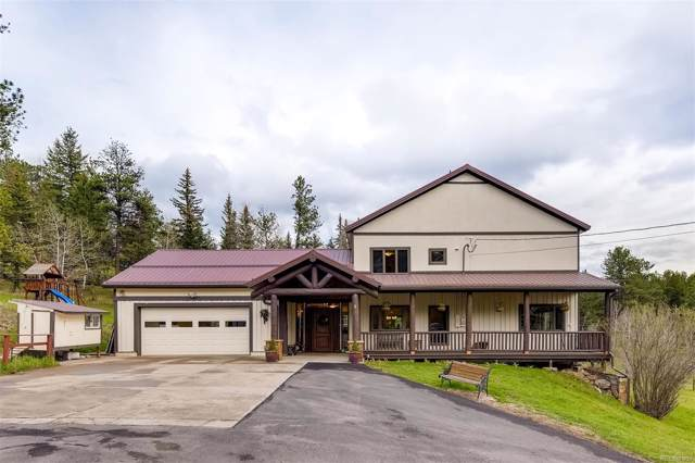 31301 Red Hawk Trail, Conifer, CO 80433 (#6542144) :: The DeGrood Team