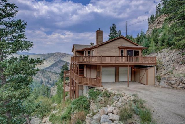 901 Sawmill Creek Road, Evergreen, CO 80439 (#6542362) :: The City and Mountains Group