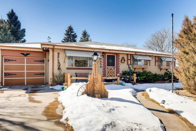 12456 E Virginia Place, Aurora, CO 80012 (#6543070) :: The City and Mountains Group