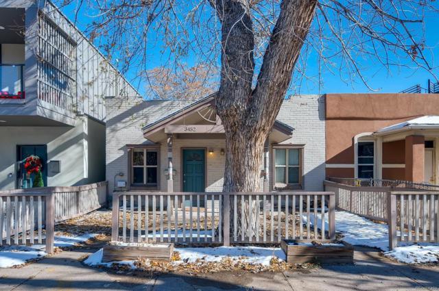 3452 Mariposa Street, Denver, CO 80211 (#6543090) :: Sellstate Realty Pros