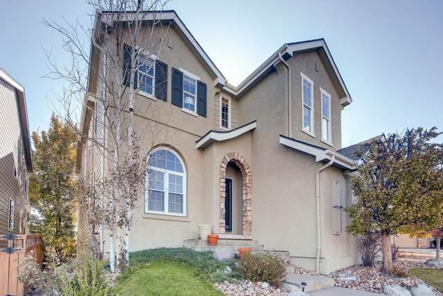 4510 Springmeadow Lane, Castle Rock, CO 80109 (#6543101) :: HomePopper