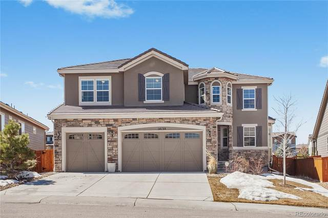 14138 Double Dutch Circle, Parker, CO 80134 (#6543132) :: The DeGrood Team
