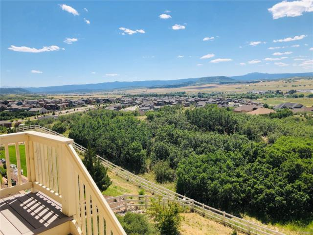 3655 Eveningglow Way, Castle Rock, CO 80104 (MLS #6543160) :: 8z Real Estate
