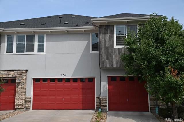 9300 E Florida Avenue #906, Denver, CO 80247 (MLS #6543783) :: Bliss Realty Group
