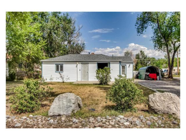 90 S Kendall Street, Lakewood, CO 80226 (MLS #6544179) :: 8z Real Estate