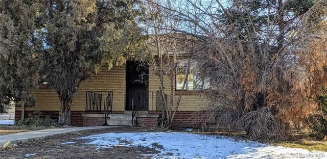 2810 Fenton Street, Wheat Ridge, CO 80214 (MLS #6544251) :: 8z Real Estate