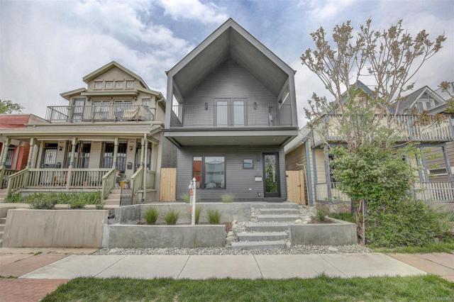 3409 Navajo Street, Denver, CO 80211 (#6544534) :: Mile High Luxury Real Estate