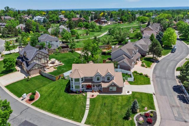 5330 S Zinnia Court, Littleton, CO 80127 (MLS #6544571) :: Kittle Real Estate