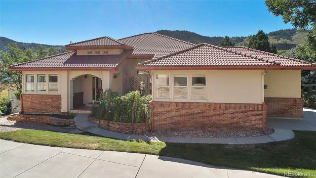6321 Spotted Fawn Run, Littleton, CO 80125 (#6544654) :: Compass Colorado Realty