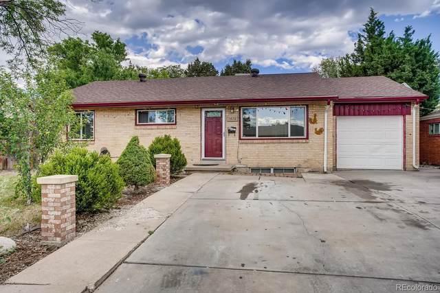 1470 S Yates Street, Denver, CO 80219 (#6544724) :: Arnie Stein Team | RE/MAX Masters Millennium