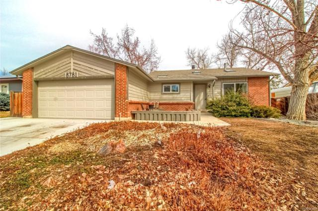 8781 W 86th Drive, Arvada, CO 80005 (#6545210) :: The Peak Properties Group