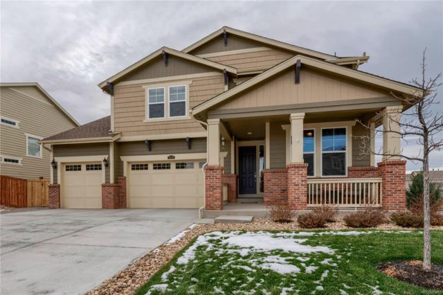 5232 E 140th Place, Thornton, CO 80602 (#6545257) :: Sellstate Realty Pros