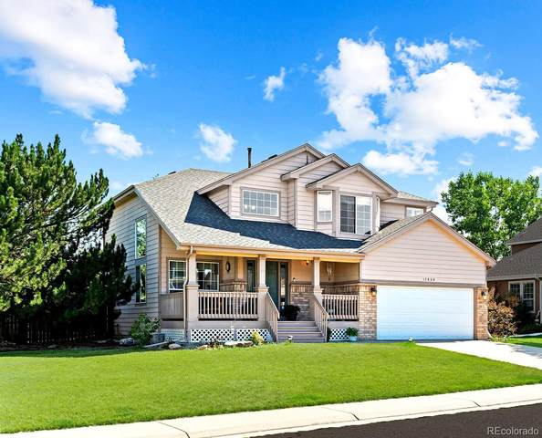 17020 W 64th Drive, Arvada, CO 80007 (#6545515) :: The DeGrood Team