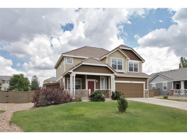 110 Ellendale Street, Castle Rock, CO 80104 (MLS #6545735) :: 8z Real Estate