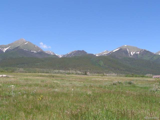 Lot 7 Tbd, Westcliffe, CO 81252 (#6546044) :: The DeGrood Team