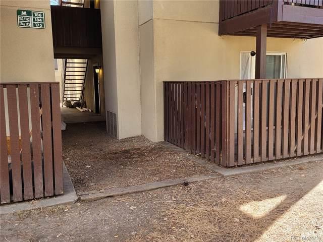 9995 E Harvard Avenue #175, Denver, CO 80231 (MLS #6546280) :: Kittle Real Estate