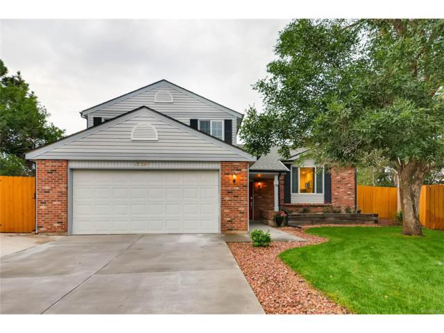 17345 E Belleview Place, Centennial, CO 80015 (MLS #6546378) :: 8z Real Estate