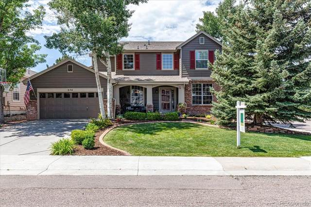 374 Austin Place, Castle Pines, CO 80108 (MLS #6546456) :: Bliss Realty Group