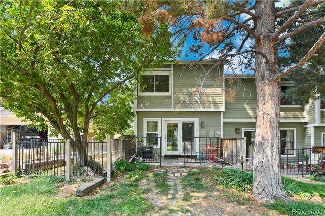 3451 Fenton Street #6, Wheat Ridge, CO 80212 (MLS #6546725) :: 8z Real Estate
