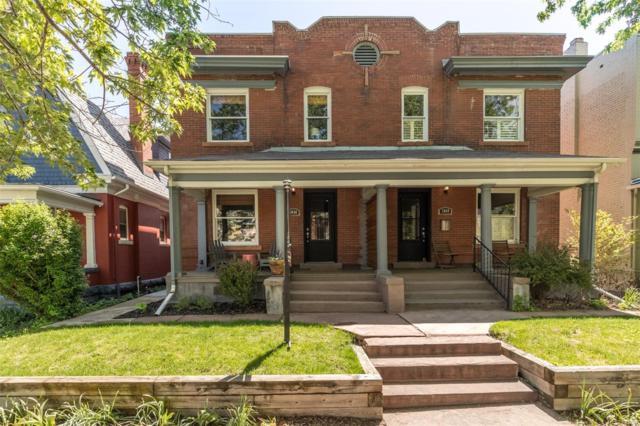 2050 N Ogden Street, Denver, CO 80205 (MLS #6547027) :: 8z Real Estate