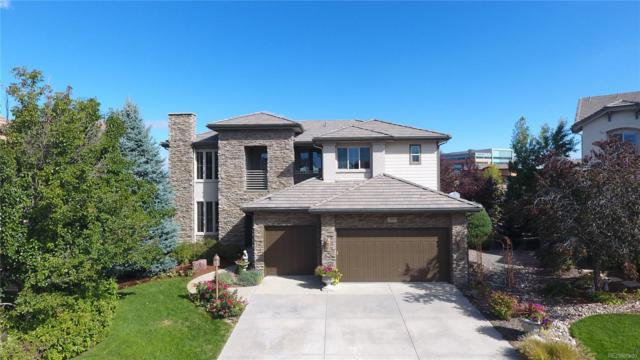 9551 Sunset Hill Drive, Lone Tree, CO 80124 (#6547459) :: The Thayer Group