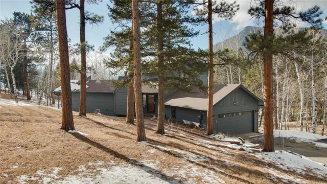 36 Kings Road, Evergreen, CO 80439 (#6547507) :: The City and Mountains Group