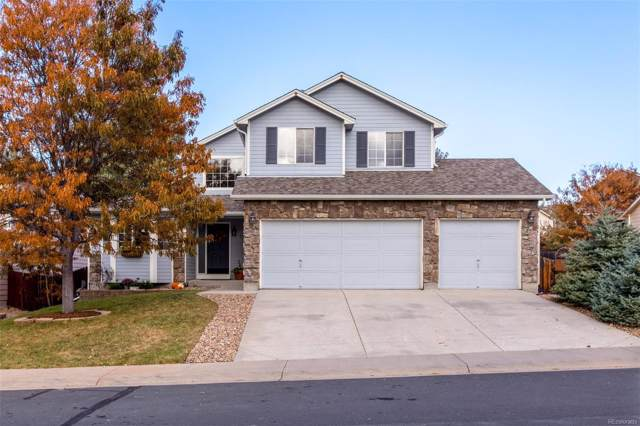 973 Quarterhorse Trail, Castle Rock, CO 80104 (#6547615) :: The Peak Properties Group