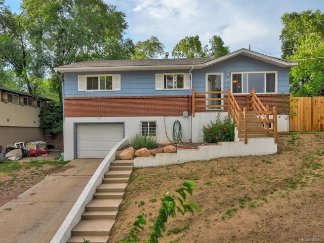 1450 Baylor Drive, Colorado Springs, CO 80909 (MLS #6547675) :: 8z Real Estate