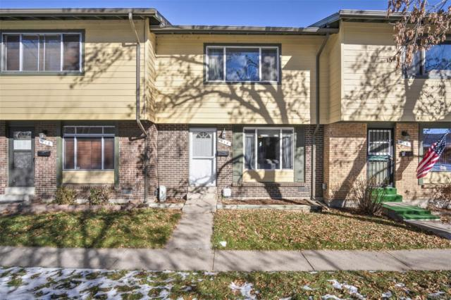 614 S Carr Street, Lakewood, CO 80226 (#6547772) :: My Home Team