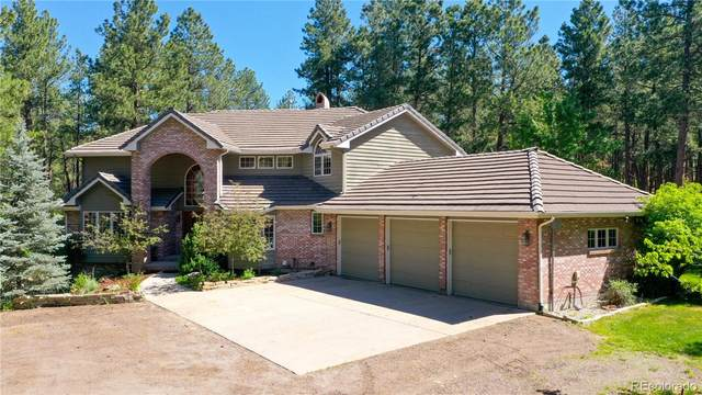 10131 Pine Valley Drive, Franktown, CO 80116 (#6547875) :: Own-Sweethome Team