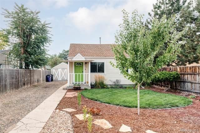 1185 S Irving Street, Denver, CO 80219 (MLS #6548885) :: Bliss Realty Group