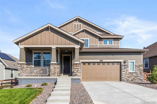 8038 S Jackson Gap Street, Aurora, CO 80016 (#6548890) :: The HomeSmiths Team - Keller Williams