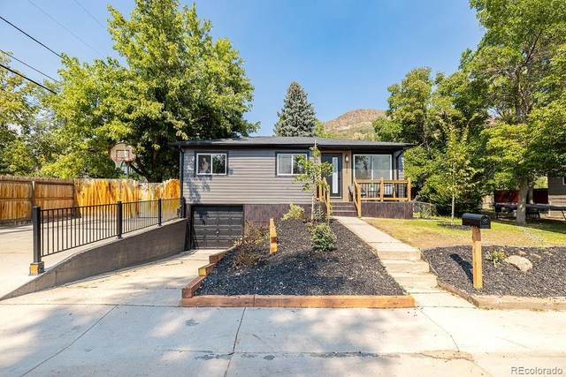 510 High Parkway, Golden, CO 80403 (#6549079) :: You 1st Realty