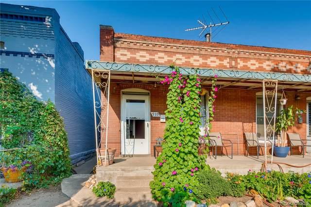 939 Inca Street #941, Denver, CO 80204 (#6549501) :: Own-Sweethome Team