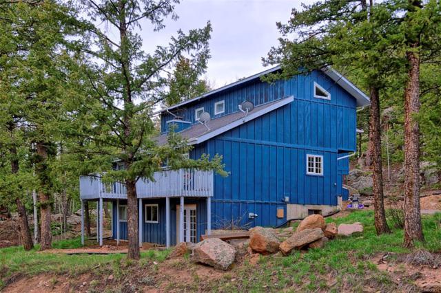 12085 Bear Park Road, Conifer, CO 80433 (MLS #6550367) :: 8z Real Estate