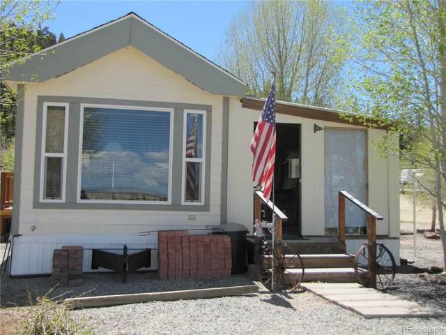116 Clubcar Road, Hartsel, CO 80449 (#6550547) :: The Griffith Home Team