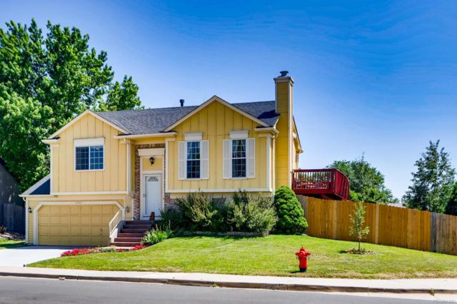11548 W 103rd Avenue, Westminster, CO 80021 (MLS #6550575) :: 8z Real Estate